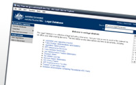 Image of the Australian Tax Office website.