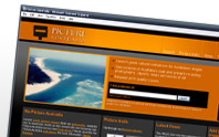 Image of the Picture Australia website.