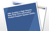 Image of the XML IASS White Paper (2.5mb PDF)